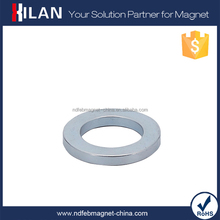 Selling Large Rare Earth Radial Magnetization Ring Magnet