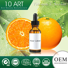 Provided High Quality Natural Pure Vitamin C face Serum