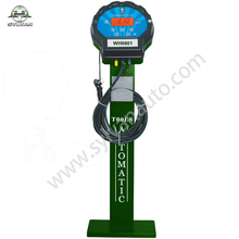SYLVAN Portable Car Auto Electric Pump Air Compressor Tire Inflator Tool