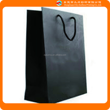 Adult clothing brand high grade paper packaging bag