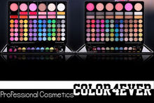 Cheap Hot sell Professional 78 colors Makeup Eyeshadow powder Palette stereo eye shadow