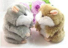talking hamster plush animal toy plush toy hamster stuffed