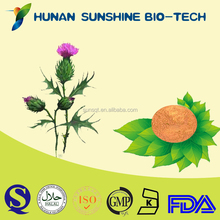 herbal extract silymarin milk thistle extract to protect your liver against the damage coused by alcohol