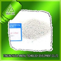 High clumping bentonite toilet litter cat sand for sale