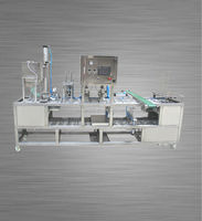 automatic paper cup machine and lids sealer