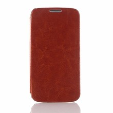 luxury colorful flip leather case cover for samsung galaxy s4