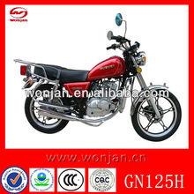125cc classic WJ-SUZUKI GS125 Cruiser Chopper Motorcycle GN125H