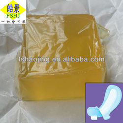 Hot Melt Application Glue For Sanitary Pad