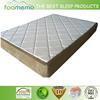 New arrival sweet dreams latex foam mattress