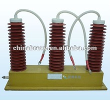 High-energy explosion-proof type composite over-voltage protector