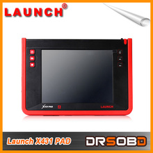 [LAUNCH Authorized Dealer] 100% Original Universal Car Diagnostic Computer Launch X431 PAD 3G WIFI Free Update by Launch Website
