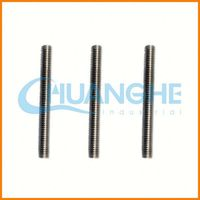 Factory wholesale a286 stainless steel&hollow threaded rod&hardware