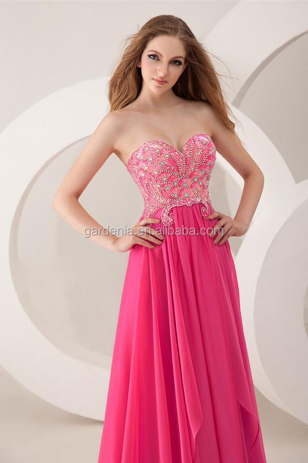 Custom Made Prom Dresses 18
