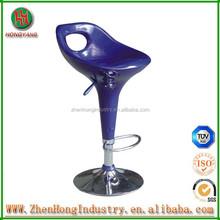 2015 modern adjustable style stool transparent/ acrylic bar stool/ acrylic stool in bar chairs