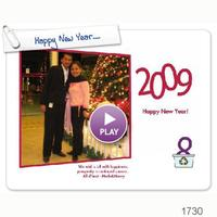 made in china photo display christmas card free