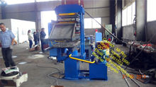 Alibaba Golden Supplier Rubber Curing Press rubber processing machine parts for vulcanization