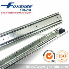 Ball Bearing Telescopic Drawer Slide Channel Heavy Duty Runners Suppier/Manufacturer/Exporter
