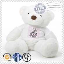 Custom plush toy, china plush toy animals, big size teddy bear