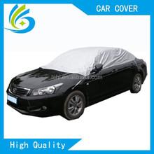 nylon half car roof cover