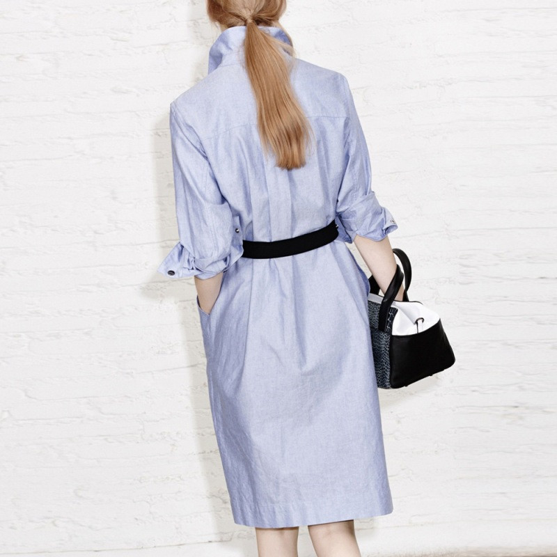 shirt dress with Waistband.jpg