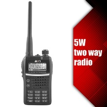 Design promotional two way walkie talkie belt clip