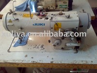 JUKI 2284 second hand / Used Zig Zag industrial sewing machine