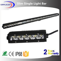 offroad led light 180 watt four row super slim led light bar led stop and go light