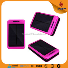 Factory OEM good quality solar charger 10000mAh usb solar mobile charger power for all phones