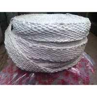 Pure White Cotton Niwar