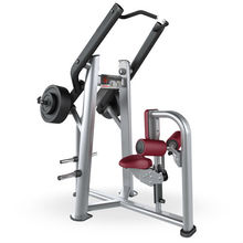 Plate Loaded Fitness Machine, Life Fitness, Front Pulldown(FW5-004)