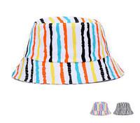 2015 New dome colorful china cotton flower bucket hat sun hat cap wholesale