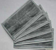 Activated carbon for bio filter, mask