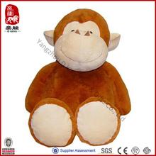 Wholesale New Product Plush Monkey Stuffed Soft Monkey Animal
