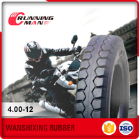 China Famous Brand Chinese Tyre For Motorcycle 4.00-12