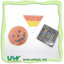 Interesantes juguetes educativos de laberintos para niños del profesional fabricante chino