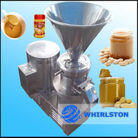 Low Consumption And Easy Maintenance Peanut Butter Making Machine