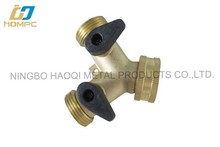 copper y pipe fitting