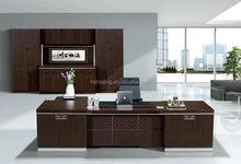 2014 Hot sale Russia furniture Office melamine desk(WA03)