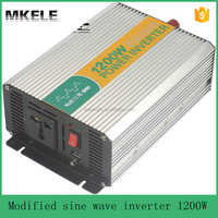 MKM1200-241G modified sine wave 1200W industrial power inverters australia,solar off grid inverter manufacturers