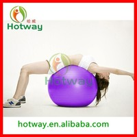 Hot Sale Non-toxic Pilates Exercise With Gym Ball Chair Adult Exercise Balls