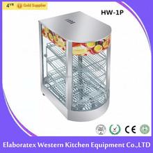 2015 HOT SALE Electric Food Warmer Showcase / Pie Warmer Showcase