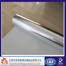 Glass Fibre Coated Aluminium Foil Sheet Roll Roofing Protective