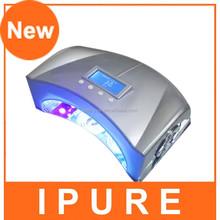 iPure nail CL-066 hot sale high power uv led ccfl lamp 60w lampada ccfl led 60w