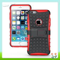 Cool Spider Man 2-in-1 Mobile Phone Hybrid Combo Case For iPhone6s plus