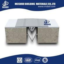 esterno in alluminio giunto di dilatazione coperture per muro di cemento