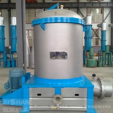 China most advanced waste paper pulp pressure screen