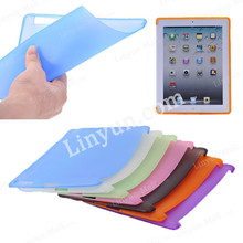 The Most Popular Matte Soft TPU Case for iPad 2/3/4, For iPad Case