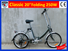 latest eye-catching electricbike bicycle elektrisk sykkel 250w 500w KCEB008