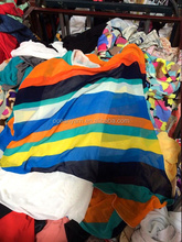 Credential Mixed rags Korea Used Clothes bulk Used Clothing for korea