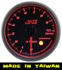 60mm Angel ring / simple function / smoke lens Tachometer gauge with warning function